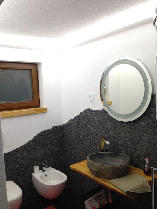 Zona bagno | Arredamenti falegnameria Stopar Trieste