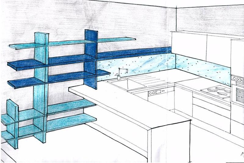 cucine su misura trieste | arredamenti falegnameria stopar trieste - Cucine Trieste